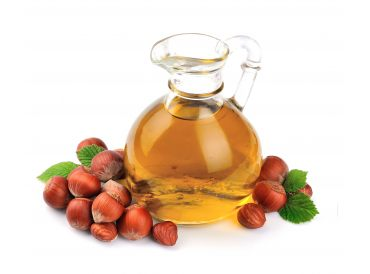 hazelnut cruide oil